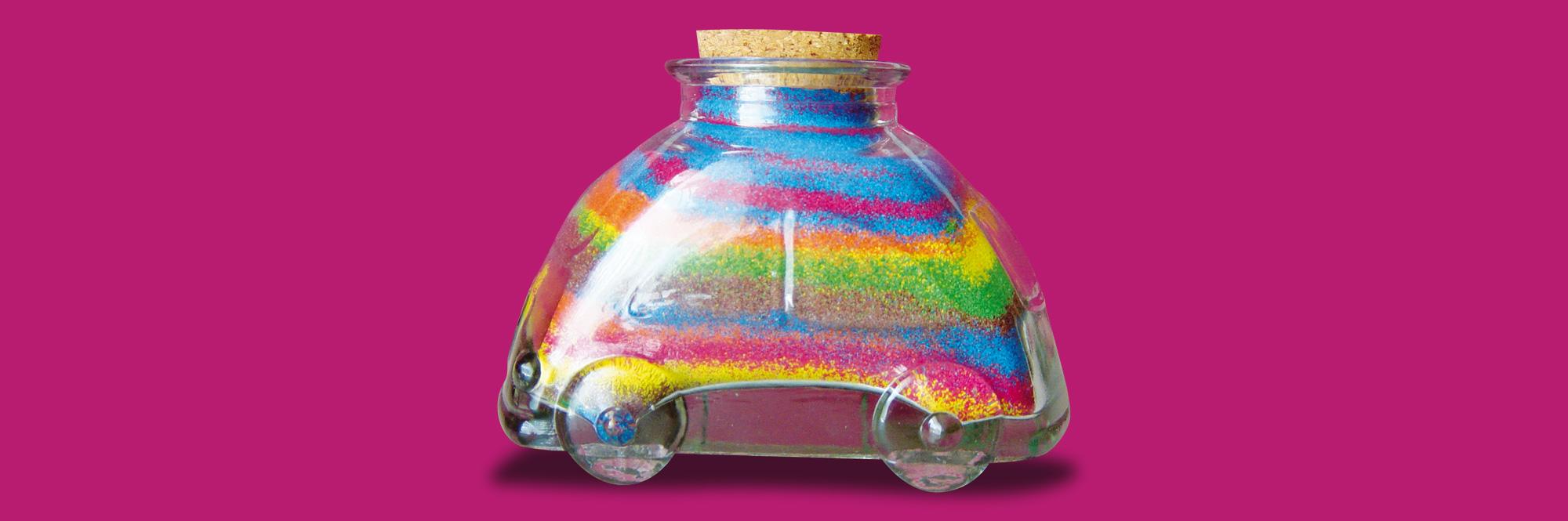Arena de colores - Arena de colores ...