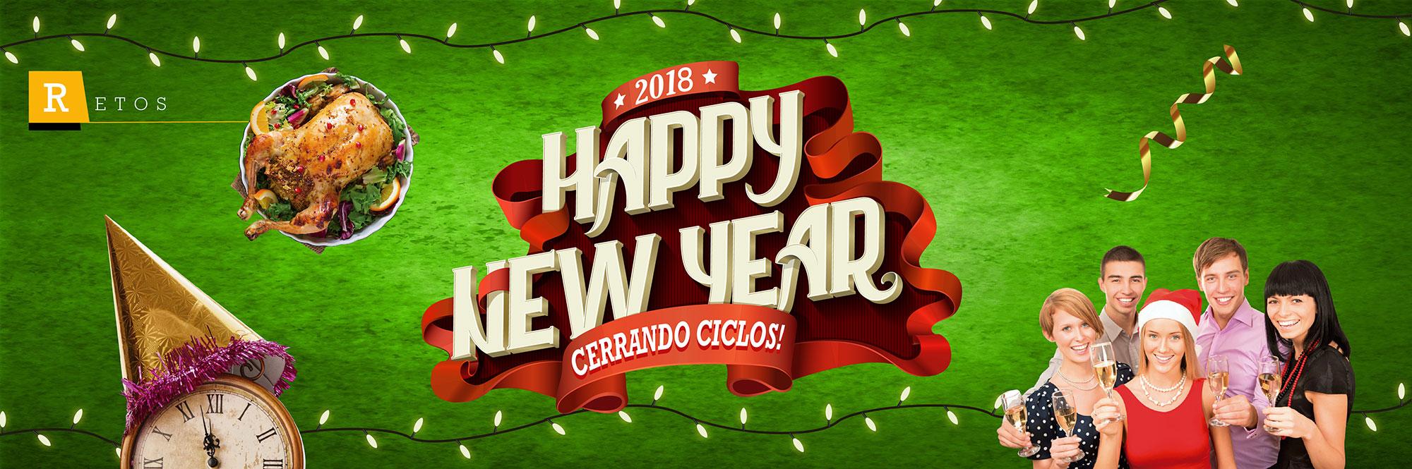 Happy New Year Avisos Efectivos Dic 2017