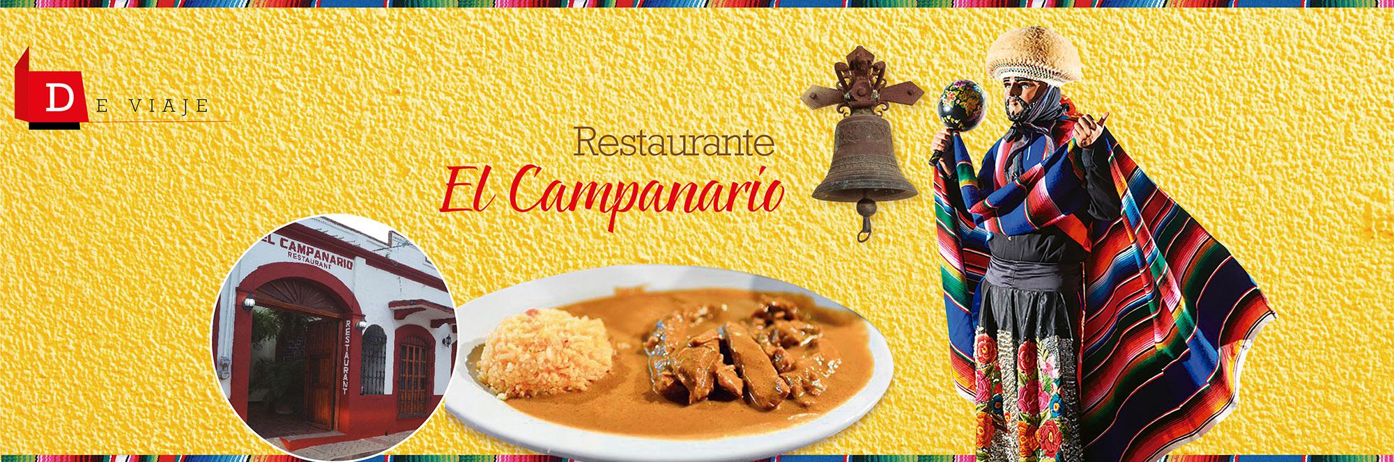 Restaurante El Campanario Chiapa de Corzo Revista Avisos Efectivos Grupo Innova Arte Digital