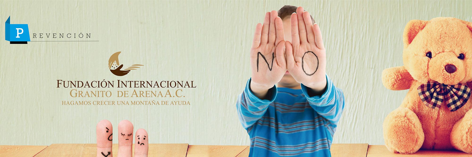 Fundación Internacional Granito de Arena AC Grupo Innova Arte Digital Avisos Efectivos